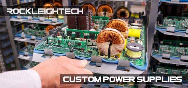 Custom power supply