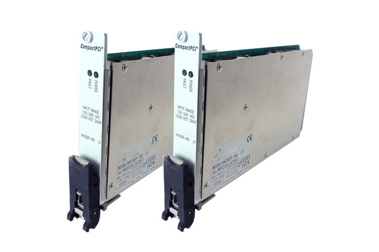 RAC202 series CompactPCI Power Supply