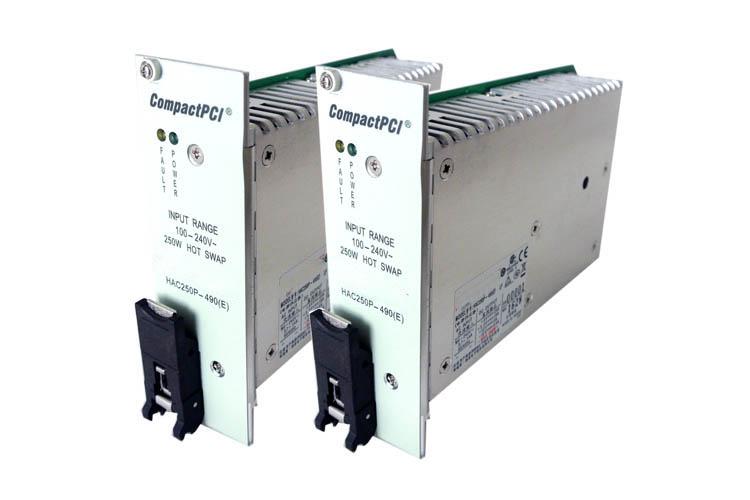 rac250 series CompactPCI Power Supply