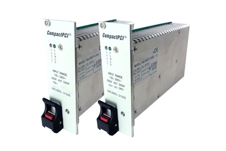 RAC300S series power supply