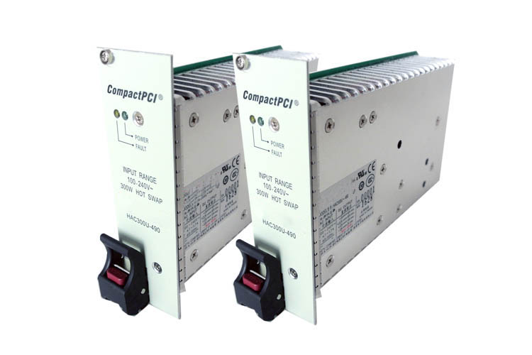 rac300u series CompactPCI Power Supply